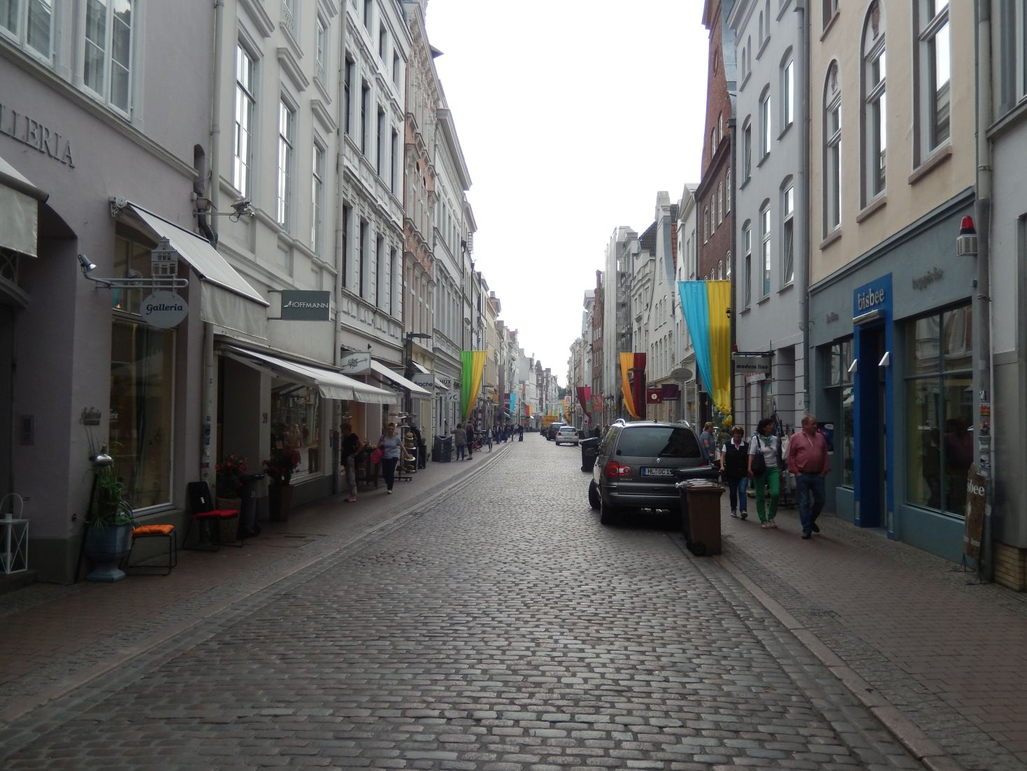 Tag 13 - Lübeck - Ostseeküstenradweg 2015 (Flensburg - Lübeck)