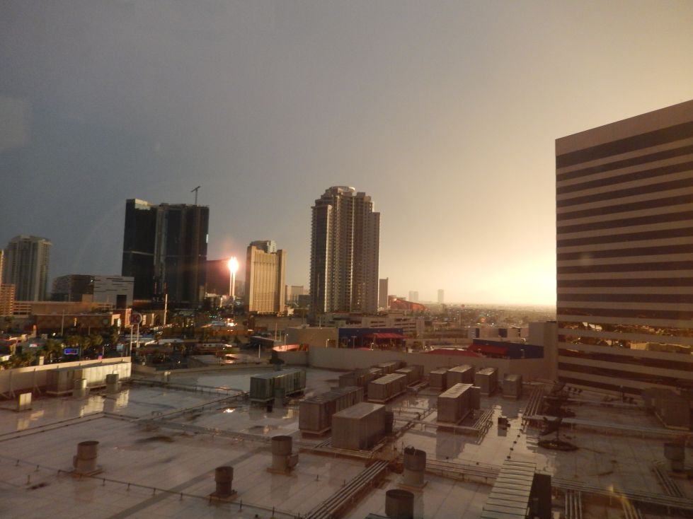 Reisewetter Las Vegas